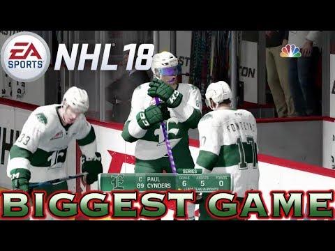 WHL FINALS GAME 7 - NHL 18 Be a Pro #34 [Sniper]