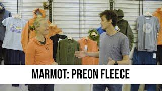 SPOTLIGHT: Marmot - Preon Fleece