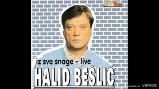 Halid Beslic - Sjecam se -   1988  Resimi