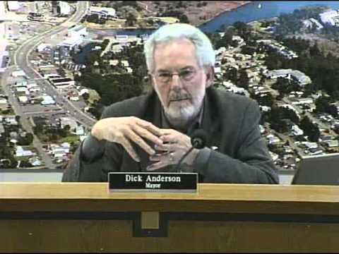 2013-01-28 - Urban Renewal Agency - Regular Meeting - Lincoln City, OR