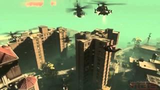 Prototype 2 - Трейлер Захват вертолета