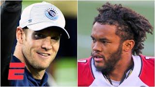 Reacting to NFL.com's top five QB rankings | KJZ
