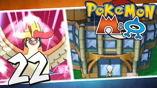 PokГ©mon Omega Ruby and Alpha Sapphire   Episode 22  Weather  nsitute