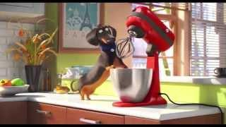 Секрети домашніх тварин (The Secret Life of Pets) 2015. Український трейлер [1080р]