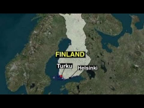 Download Youtube: AP: Police in Finland shoot stabbing suspect