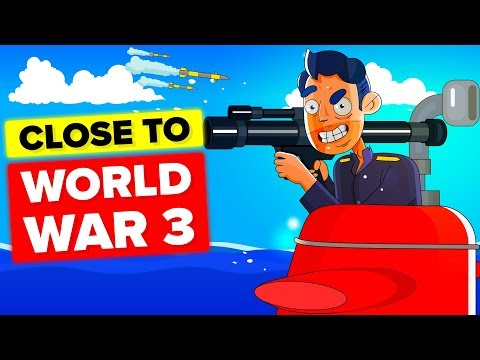 The Time World Came Close To World War 3 (The Real Life Hunt for Red October)