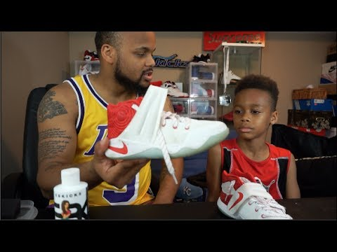 HOW TO CLEAN KYRIE 2 with TERY THE MAN