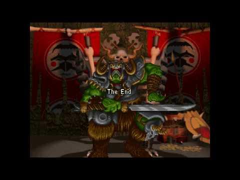 Warcraft: Orcs & Humans - Orc Ending