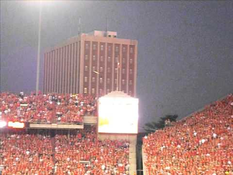 Hoss Michaels - Remember This Husker Halftime Tribute After 9/11