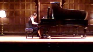Mendelssohn Piano Concerto No. 1 - Hana Chu