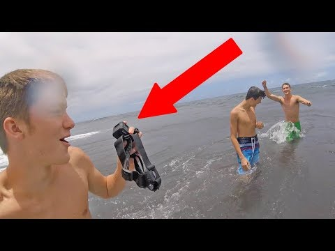 GOPRO LOST AND FOUND IN HAWAII!! *SO LUCKY*