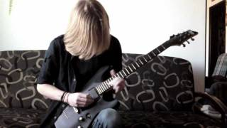 Disturbed - Stricken (Guitar Cover)