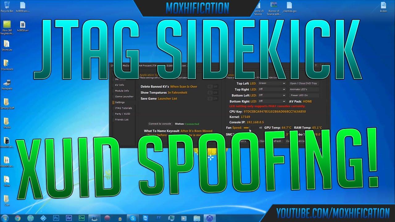 Xuid spoofer trolling in minecraft