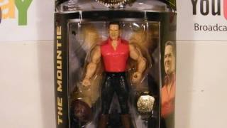 WWF The Mountie Classic Superstars Series #13 Action Figure Review