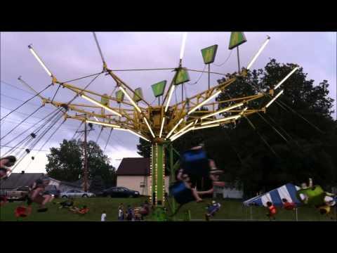 Cha Cha (Watkins Swinger) [Off Ride] - Chester Eagles Fest