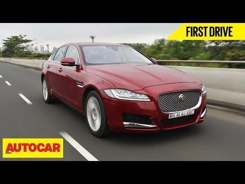 Jaguar XF | First Drive | Autocar India