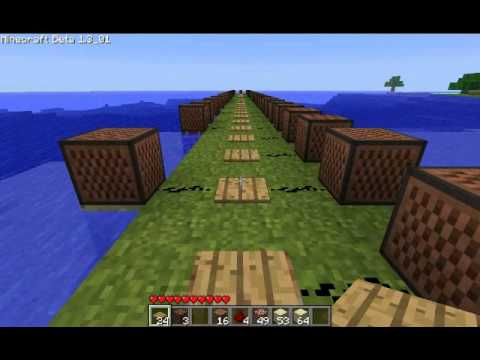 Minecraft -  Mortal Kombat Theme