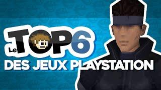 TOP 6 des jeux Playstation qui pètent sa race - PuNkY