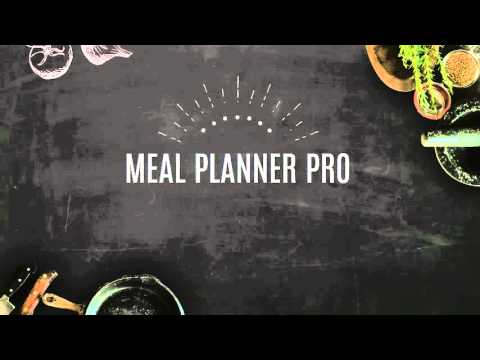 Wordpress Recipe Plugin by Meal Planner Pro v2 - YouTube