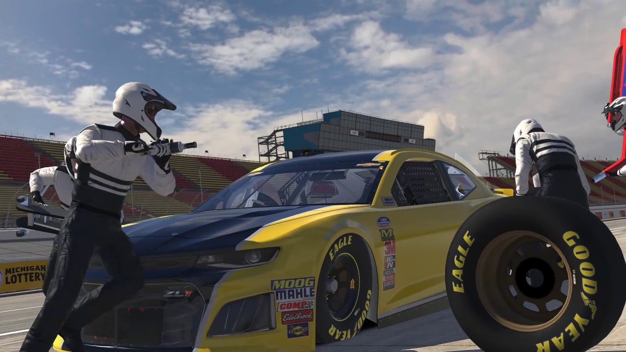 iRacing: Chevrolet Camaro ZL1 Coming Next Week - New Trailer