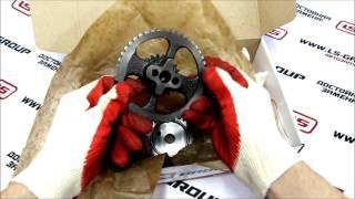 видео Разборка, ремонт, сборка водяного насоса двигателя ЗМЗ-409, зазоры