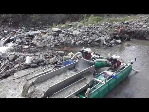 Gold Mining - 6 Inch Dredge 1