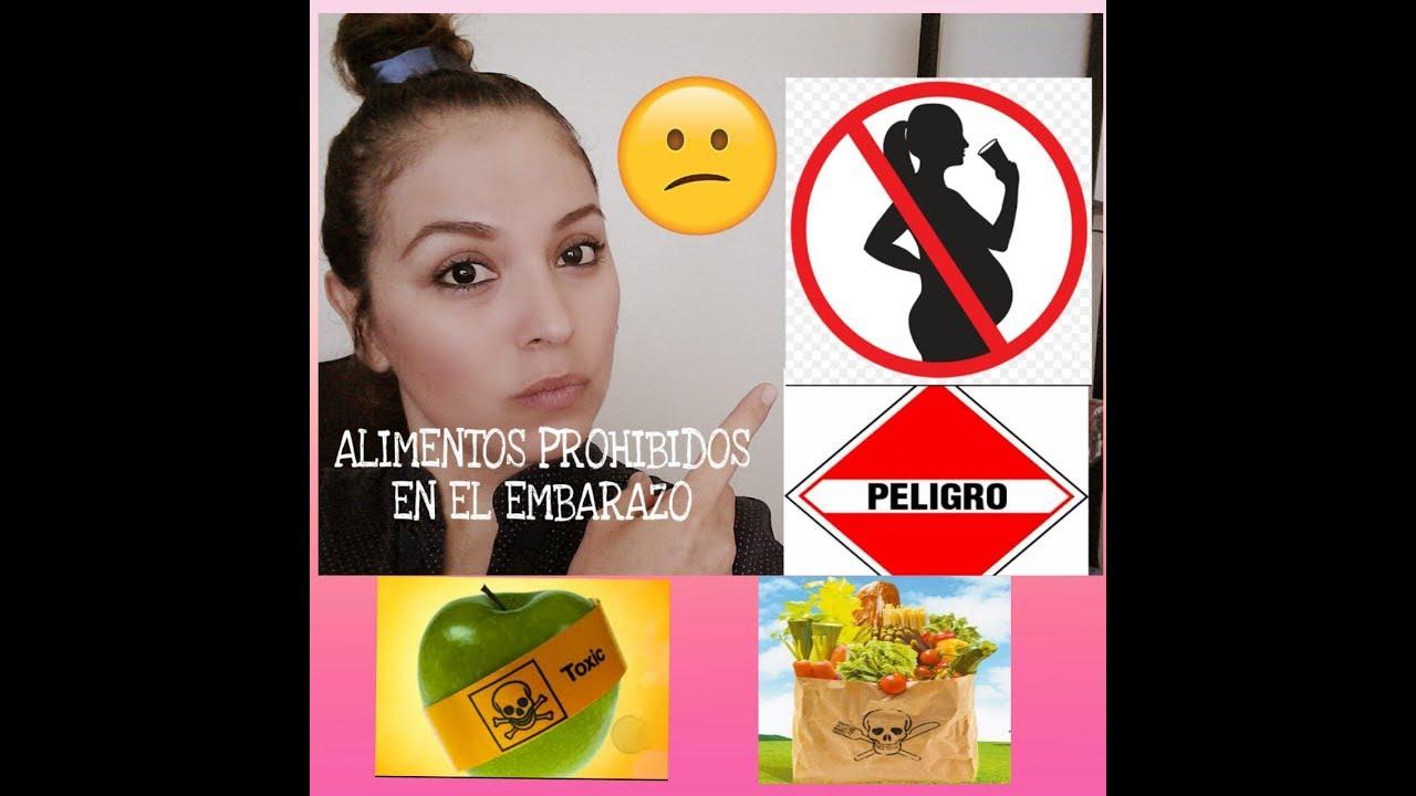 Alimentos prohibidos durante el embarazo el peligro de consumir pescado crudo youtube - Embarazo y alimentos prohibidos ...
