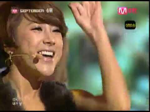 K - POP 2008년  서인영 신데렐라