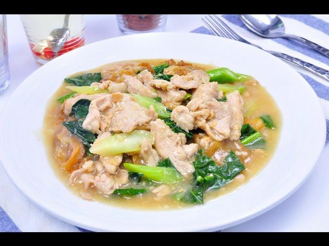 Thai Street Foods