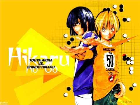 hikaru no go-- get over
