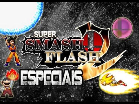 Especiais Super Smash Flash 2