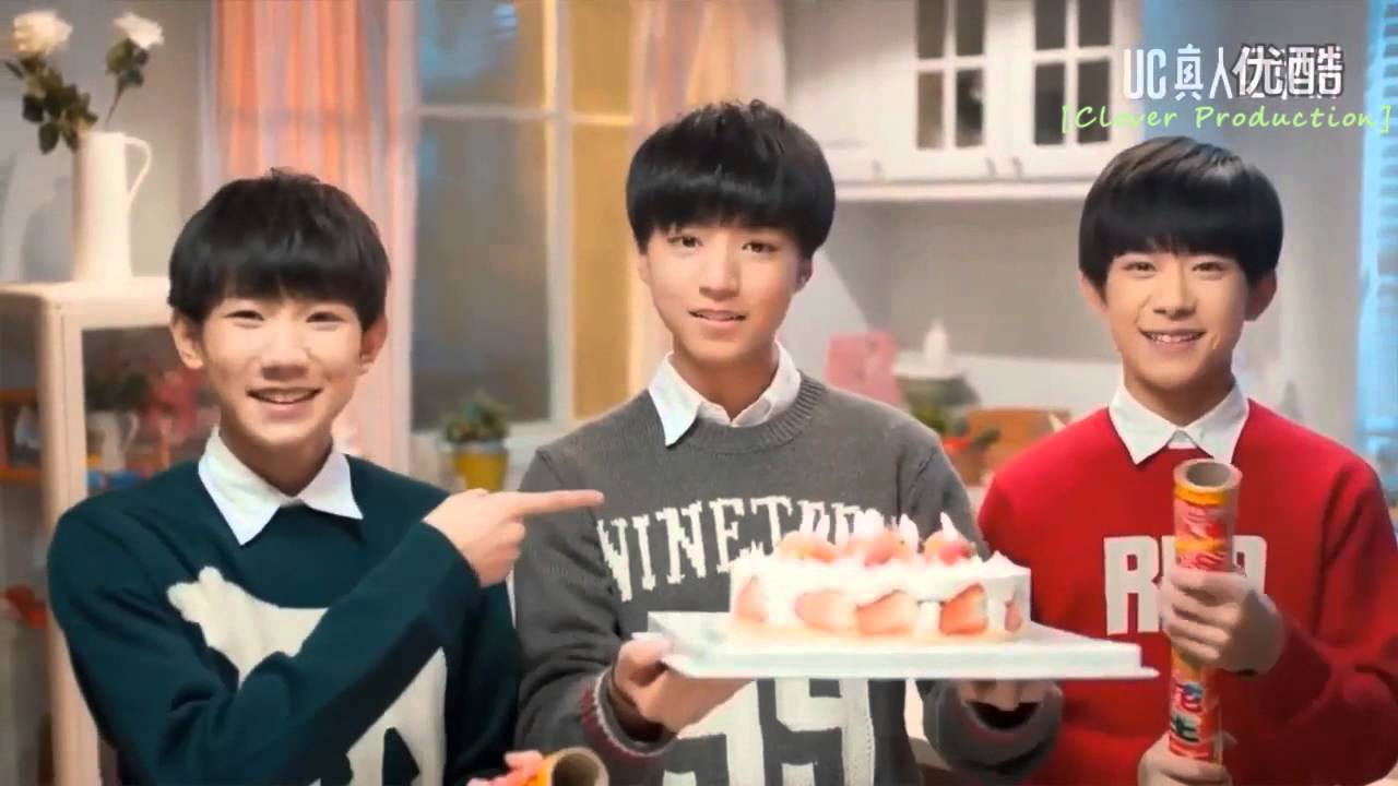 [ENG SUB] Tfboys Star Detective Show 全明星探案[Clover Production]