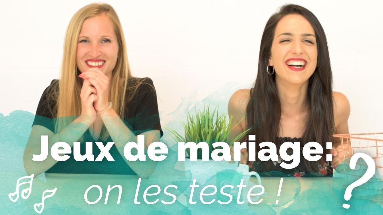 9 Jeux De Mariage Originaux Qui Marcheront à Tous Les Coups
