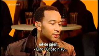 John Legend - I Wish I Knew How It Would Feel To Be Free