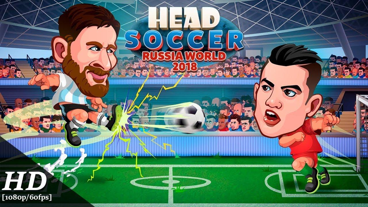 Resultado de imagem para Head Soccer Russia Cup 2018: World Football League