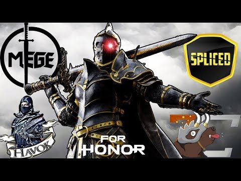[For Honor] YouTubers VS Bosses! - Test your Metal w/ Spliced, Zer0_Craic, Havok thumbnail