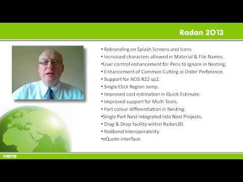 Введение в Radan 2013