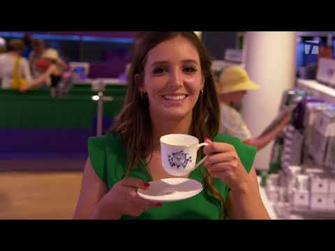 Wimbledon All Access: Laura Robson Wimbledon Shop
