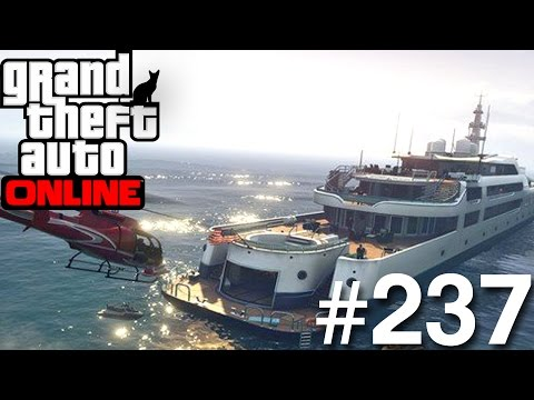 Grand Theft Auto V Online | Bătaie pe Yacht | Episodul 237