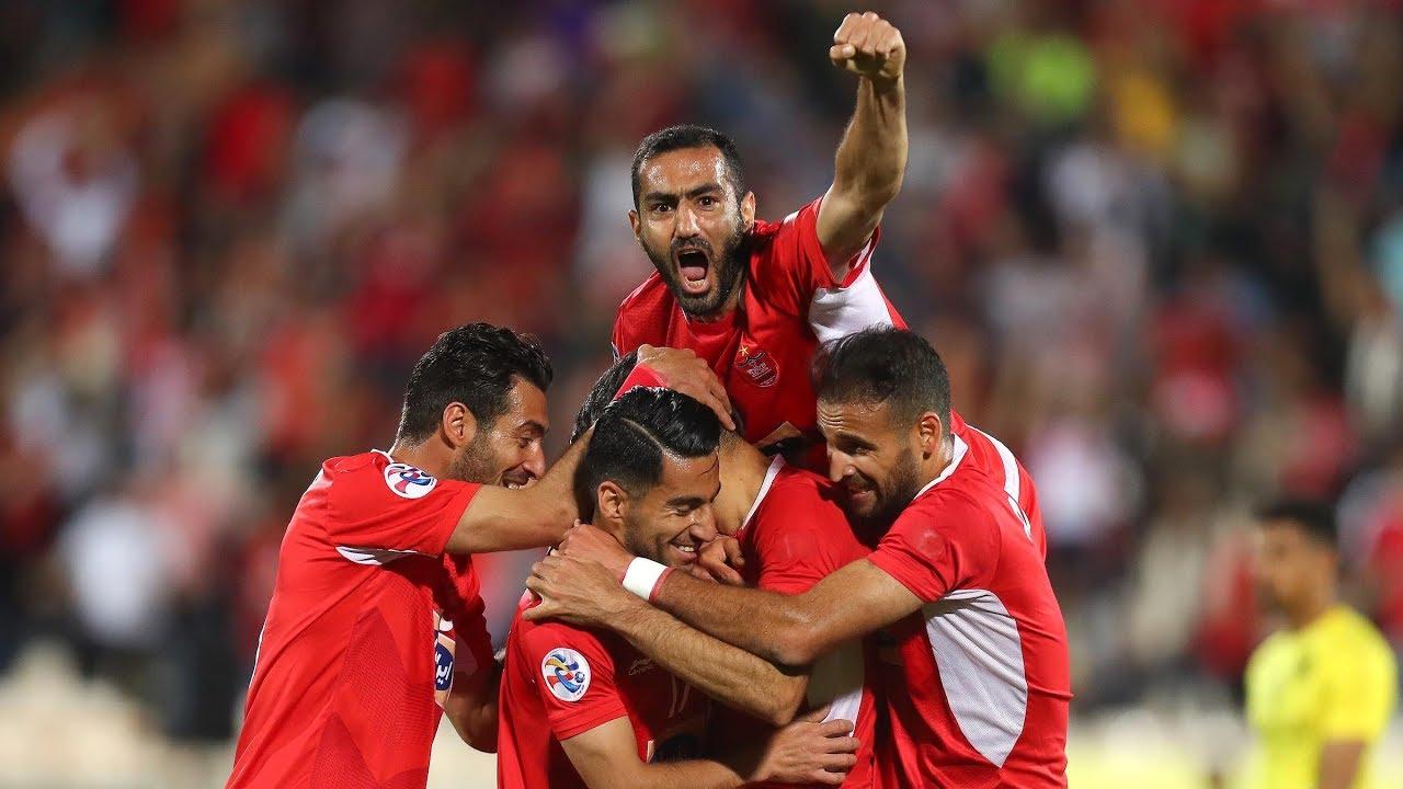 Persepolis Fc Irn 2 0 Al Sadd Sc Qat Afc Champions League 2019 Group Stage Youtube