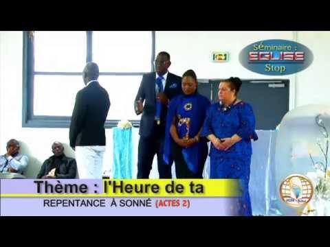 Enseigne moi.com :  L'Heure de ta Repentance à Sonné ACTES 2 : Prophète Yves BELGA