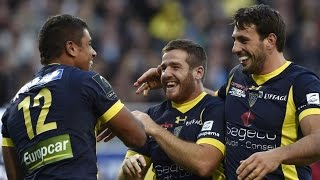 Clermont Excellent Lopez-Fofana-Lamerat axis at Ulster