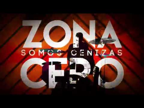 Somos Cenizas - ZONACERO (lyric Video)