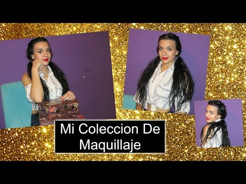 Mi Coleccion De Maquillaje By Alba