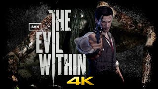 The Evil Within | Part 2 | 4K 60ᶠᵖˢ |  Longplay Game Movie Walkthrough Gameplay No Commentary