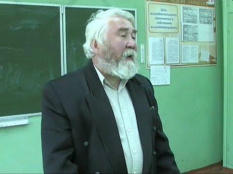 Памяти Сергея Матвеева