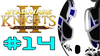 Star Wars: KOTOR II - The Sith Lords | Let's Play Ep.14 | Sting Operation [Wretch Plays]