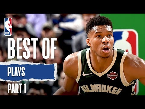 Best of Plays | Part 1 | 2019-20 NBA Season