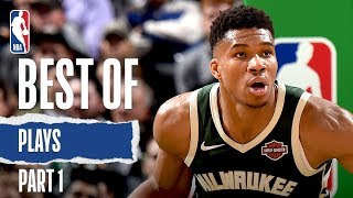 Nba's Best Plays | 2019-20 Nba Season | Part 1