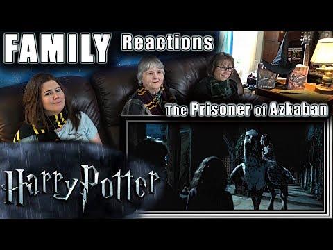 Harry Potter and the Prisoner of Azkaban | FAMILY Reactions | 3 | Fair use